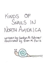 Kinds of Snails in North America (eBook, ePUB)