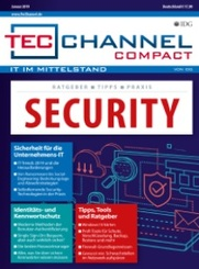 Tecchannel compact 01/2019 - Security