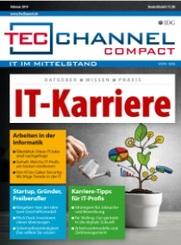 Tecchannel compact 02/2019 - IT-Karriere