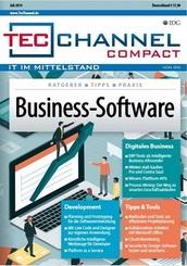 Tecchannel compact 07/2019 - Business-Software