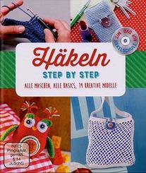 Häkeln - Step by Step (mit DVD)