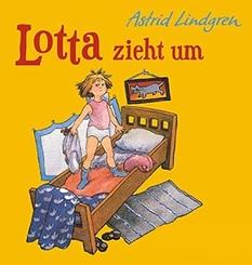 Lotta zieht um (Hörbuch)