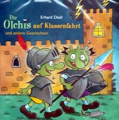 Die Olchis auf Klassenfahrt und andere Geschichten (Ungekürzte Lesung)