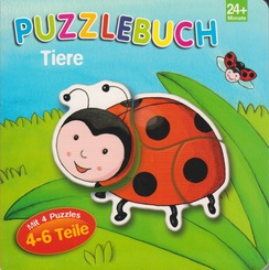Puzzlebuch - Tiere
