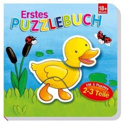 Erstes Puzzlebuch