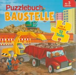 Puzzlebuch - Baustelle