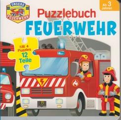 Puzzlebuch - Feuerwehr