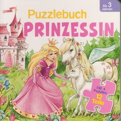 Puzzlebuch - Prinzessin