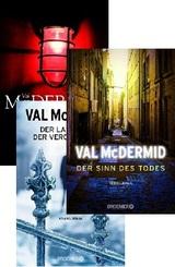 Val McDermid - Krimi-Paket (3 Bücher)