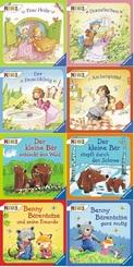 Ravensburger Minis Buchpaket  - Klassische Märchen und Bärengeschichten (8 Hefte)