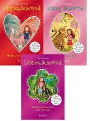 Liliane Susewind Buchpaket - Sonderedition Metallic-Schmuckformat (3 Bücher)