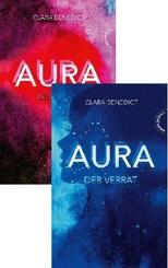 Aura - Buchpaket (Band 1+2)