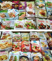 Kochbuch-Paket - Essen & Genießen (10 Hefte, unsortiert)