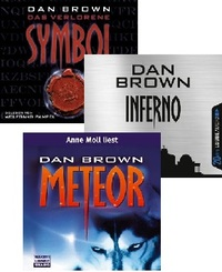 Dan Brown Hörbucher - Bestseller-Paket (3 Hörbücher)