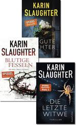 Karin Slaughter - Thriller-Paket (3 Bücher)