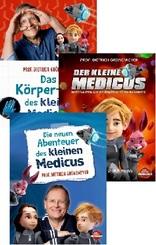Der kleine Medicus - Buchpaket (3 Bücher)