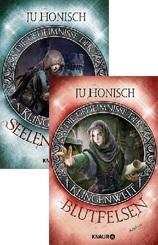 Die Geheimnisse der Klingenwelt - Die komplette Saga (2 Bücher)