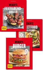 Weber's Grillen - Buchpaket (3 Bücher)