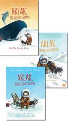 Aklak, der kleine Eskimo - Kinderbuch-Paket (3 Bücher)