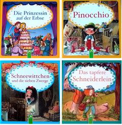 Märchen - Buchpaket (4 Bücher)