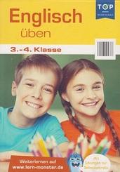 Englisch üben 3.-4. Klasse - Lernblock
