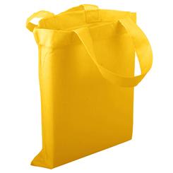 Büchertasche Basic - gelb