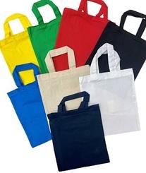 Büchertasche Basic - blau