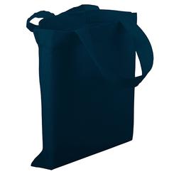 Büchertasche Basic - dunkelblau