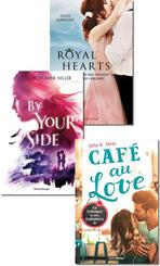 Jugendbuch Romance - Taschenbuch-Paket (3 Bücher)