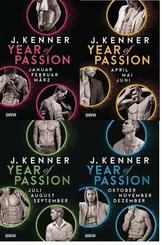 Year of Passion - Die komplette Serie (4 Bücher)