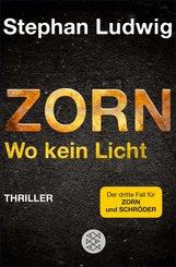 Zorn - Wo kein Licht (eBook, ePUB)