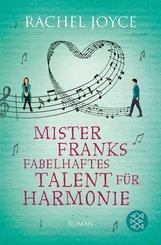 Mister Franks fabelhaftes Talent für Harmonie (eBook, ePUB)