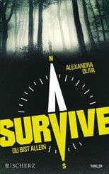 Survive - Du bist allein (eBook, ePUB)