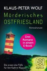 Mörderisches Ostfriesland (eBook, ePUB)