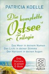 Die komplette Ostsee-Trilogie (eBook, ePUB)