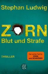 Zorn 8 - Blut und Strafe (eBook, ePUB)