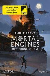 Mortal Engines - Der Grüne Sturm (eBook, ePUB)