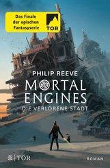Mortal Engines - Die verlorene Stadt (eBook, ePUB)