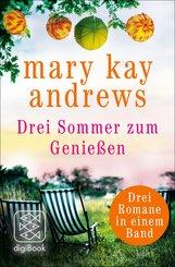 Drei Sommer zum Genießen (eBook, ePUB)