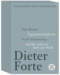 Tetralogie der Erinnerung (eBook, ePUB)