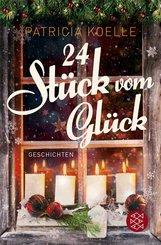 24 Stück vom Glück (eBook, ePUB)