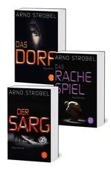 Im Angesicht des Grauens: Die Bestseller »Der Sarg«, »Das Rachespiel« und »Das Dorf« in einem E-Book (eBook, ePUB)