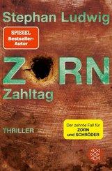 Zorn - Zahltag (eBook, ePUB)