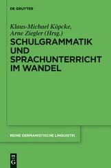 Schulgrammatik und Sprachunterricht im Wandel (eBook, PDF)