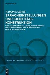 Spracheinstellungen und Identitätskonstruktion (eBook, ePUB)
