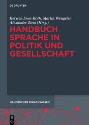 Handbuch Sprache in Politik und Gesellschaft (eBook, ePUB)