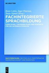 Fachintegrierte Sprachbildung (eBook, ePUB)
