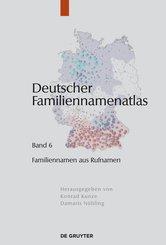 Familiennamen aus Rufnamen (eBook, PDF)