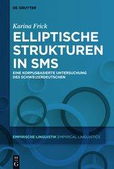 Elliptische Strukturen in SMS (eBook, ePUB)
