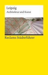 Reclams Städteführer Leipzig (eBook, ePUB)